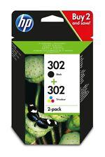 Pack tinta original HP 302 HP Deskjet 1110 3630 2130 OfficeJet 3830 3832 4650