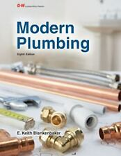 Modern Plumbing textbook by E Keith Blankenbaker, 8th Edition