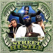 "DJ Greg Nasty - HIP-HOP AND R&B ""Street  Hustle"""