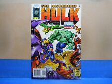 THE INCREDIBLE HULK Volume 1 #445 of 474 1962-97 Marvel Comics Uncertified
