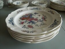 Wedgwood WILLIAMSBURG POTPOURRI NK510 Cup Saucer Set Of 4 Multiple Available