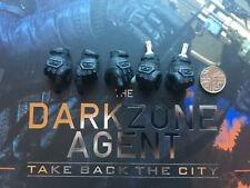 Virtual Toys The Dark Zone Agent Tracy R Ver Gloved Hands x 5 loose 1/6th scale
