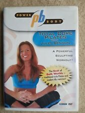 Jules Benson: Power Body - Total Core Pilates DVD BRAND NEW