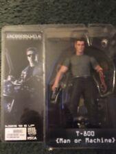 """Terminator 2 """"T-800"""" (Man or Machine) Action Figure NECA 090413"""