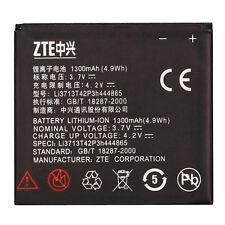 100% Genuine ZTE Blade Orange San Franciso P729B Battery Li3713T42P3h444865 OEM