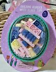 Easter Pastel Connect Building Blocks  NEW *73 PIECES *Fun Easter Basket Fill