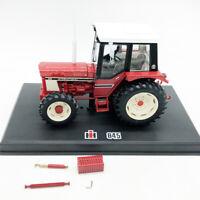 Replicagri Case IH 845 REP072 INTERNATIONAL Metal Plastic Tractor Model 1/32 Hot