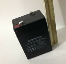 PowerSync LiFePO4 6V 4.5ah Battery Lithium