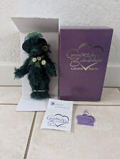 """Annette Funicello """"Emma"""" Bear Bean Bag Collection Mohair"""