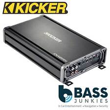 KICKER 43CXA12001 CX Series 1200 WATT MONOBLOCCO MONO BASS Amplificatore Auto Van Amp