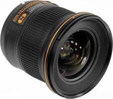 Nikon Af-s Nikkor 20mm F/1.8 G Ed Lens