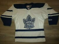 Toronto Maple Leafs Hockey Club 2000 Stanley Cup CCM NHL Jersey SM S mens