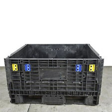 45 x 48 x 25 Used Collapsible Bulk Container