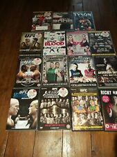 UFC and boxing  Dvd Collection Bundle x15