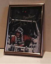 Original Autogramm Star Wars Kenny Baker R2 D2 Schauspieler Time Bandits etc