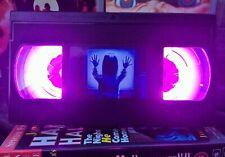 Poltergeist Horror Desk Lamp, Horror Movie, VHS, Bed Light, Present, Gift, TV
