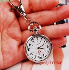 Lovely 10pcs Fashion Fob Nurse Key Ring Doctor lady Key Ring watches gifts LK12