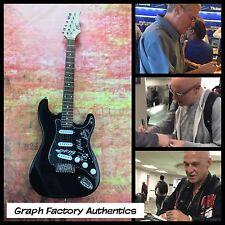 GFA Milo Aukerman Band * THE DESCENDENTS * Signed Electric Guitar PROOF D1 COA