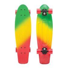 Penny 27 Inch Nickel Board Complete Skateboard Plastic Cruiser Jammin Fade