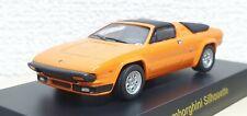 1/64 Kyosho LAMBORGHINI SILHOUETTE ORANGE diecast car model