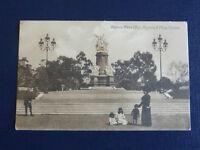 Buenos Aires Plaza Franeia Rep. Argentina Postcard
