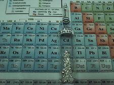Ag 47 Silber 5g Feinsilber Perlen Probe sample in Ampulle Fiole PSE Edelmetall