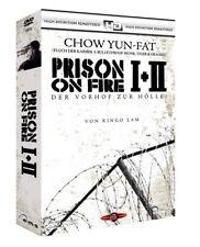 Prison on Fire 1+2 mit Chow Yun-Fat von Ringo Lam NEU OVP