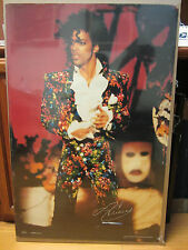 Vintage Prince rock n roll 1984 original Poster