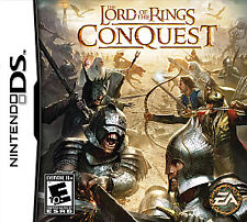 The Lord of the Rings: Conquest (Nintendo DS, 2009)