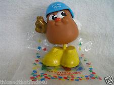 "Avon Potato Head Kids Slugger Mini Version Plastic 3 1/2"" High Discontinued NIP"