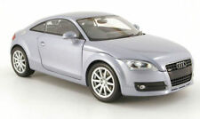 Audi TT RHD Blue silver Metal 2006 Minichamps 1 18 1/18 Right Hand Drive blau