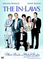 The In-Laws DVD Widescreen Michael Douglas Albert Brooks Free Shipping