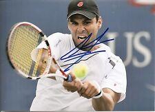 Alejandro Falla Tennis 5x7 Photo Signed Auto