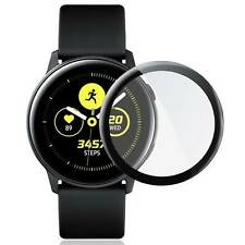 Clear FULL COVER Screen Protector Guard For Samsung Galaxy Watch Active 2 (44mm)