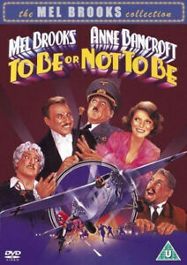 To Be or Not to Be (1983) DVD – Mel Brooks