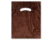 REGULAR GLOSSY Low-Density Plastic Merchandise Bags U Pick Qty., Color & Size
