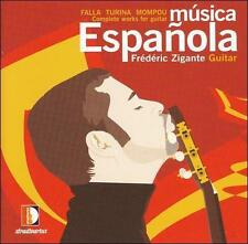 Musica Espanola, New Music