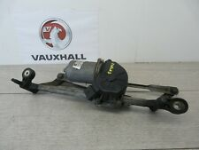 VAUXHALL CORSA D FRONT WIPER MOTOR WITH LINKAGE 13182342 WARRANTY 2006-2014