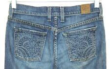 LUCKY BRAND Henna Sweet N Low 0/25 Short Inseam Jeans