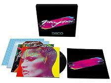 GRACE JONES DISCO BOX *LTD DELUXE 4x LP VINYL Set PORTOFOLIO FAME MUSE MIXES New