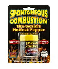 Spontaneous Combustion Extremely Hot Chili Powder Pure Habanero Pepper Chilli