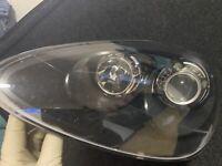 2011 2012 2013 2014 PORSCHE CAYENNE GTS DRIVER LH XENON HID HEADLIGHT OEM