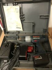 Bosch GSB 14,4 VlI Drill And 2 Batteries