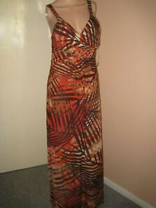 BNWT Wallace Women's Sleeveless Dress Size 14 Holidays, Summer,  ***B194***