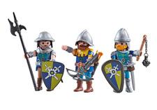 Playmobil 9836 Three Knights of Novelmore Castle New