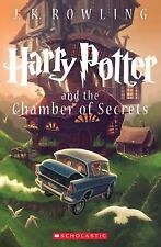 Harry Potter and the Chamber of Secrets  (ExLib) by J. K. Rowling