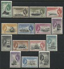 Falkland Islands Dependencies QEII 1954 set mint o.g.
