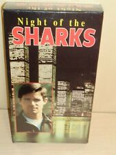 Night of the Sharks (VHS, 1990)  - New & Sealed!