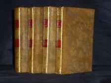 ROYOU, J.-C. Histoire du Bas-Empire depuis Constantin...An XII. 4 vol. T. Bel ex