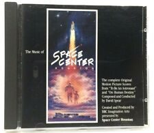 The Music of Space Center Houston CD